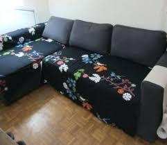 recouvrir un canapé recouvrir canape drap pour tissu dangle un lolabanet com