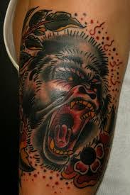 49 gorilla tattoos meanings photos designs for men and women