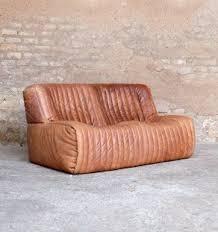 canapé style togo gentlemen designers canapé vintage style togo ligne roset en cuir