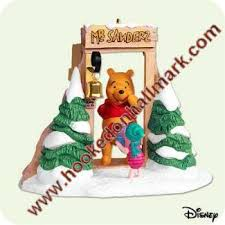 2005 gift exchange winnie the pooh hallmark ornament at hooked on