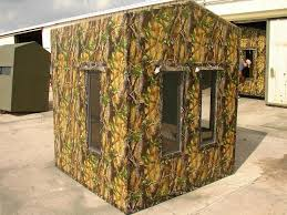 Elevated Bow Hunting Blinds Boss Fiberglass Bow Blinds Texasbowhunter Com Community