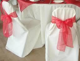 gorgeous and stylish wedding folding chair covers room design