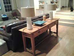 the 25 best table behind couch ideas on pinterest behind sofa