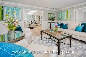 luxury transitional style home staging design by white arcadia home staging by moving mountains design
