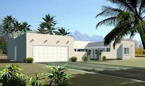 Santa Fe Style House Santa Fe Style House Plans Plan 41 600