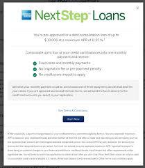 amex nextstep page 6 myfico forums 4745247