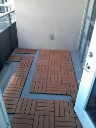 balcony tiling idea does it work redflagdeals com forums