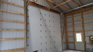 Overhead Barn Doors Pole Barn Overhead Door Sizes Geekgorgeous