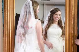 dillard bridal dillard wedding dress bates family with the duggars