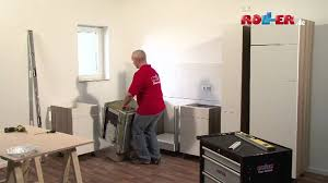 küche einbauen küche schränke montieren