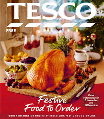 ordering turkey for thanksgiving tesco festive food to order 2016 by tesco magazine issuu