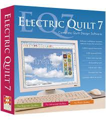 eq7 quilt design software joann