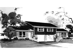 karleigh split level duplex plan 008d 0111 house plans and more