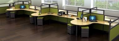 Standing Desk For Cubicle New U0026 Used Office Furniture Liquidators Madison Wi