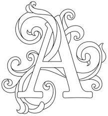 letter alphabet gorgeous letters all different