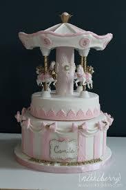 carousel cake topper a special carousel cake
