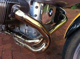 bmw motorcycle change bmw 1200c exhaust change bikes bobber and cafe racer