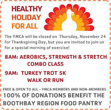 turkey trot 5k at the ymca boothbay register