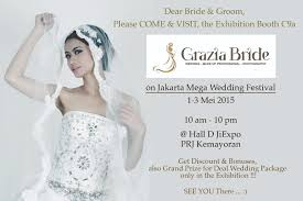 Wedding Makeup Packages Promo Wedding Packages U0026 New Event Grazia Bride By Grazia Bride