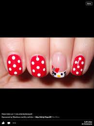 hello kitty nails nails pinterest hello kitty nails kitty
