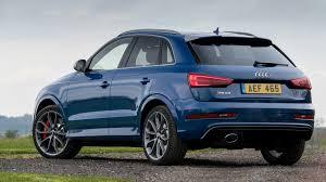 deals on audi q3 audi rs q3 performance 2016 review by car magazine