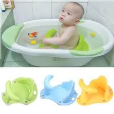 buy baby kids toddler bath seat ring non anti slip safety chair