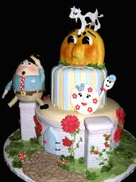 Humpty Dumpty Decorations It U0027s All About The Cake