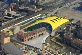 maserati museum enzo ferrari museum future systems shiro studio archdaily
