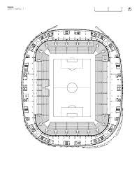 arena floor plans gallery of willmote allianz rivera wilmotte u0026 associés sa 48