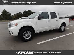 nissan truck 2016 2016 used nissan frontier sv 1 owner at landers serving little