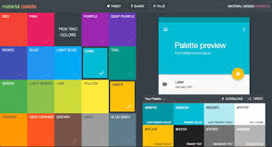how to use tints and shades in your designs design school material palette