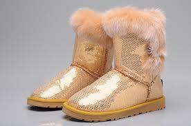 ugg sale nottingham shop ugg bailey button fox fur sparkles boots 5803 yellow aberdeen mf211 jpg