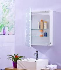 led bathroom mirror cabinet uk bar cabinet benevola