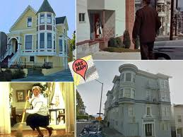 Ccsf Map Mapping San Francisco Buildings Used In Movies And Television
