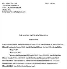 how to format your children u0027s book manuscript dummies