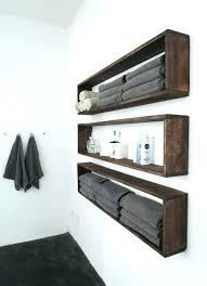 Bathroom Wall Mounted Shelves Dvd Wall Mount Shelves Wall Shelves In The Bathroom Tutorial Wall