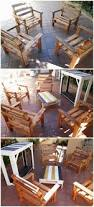 Patio Furniture Pallets by Outstanding Projects With Old Shipping Wood Pallets Pallet Wood