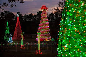 garvan gardens christmas lights 2017 garvan gardens holiday lights walk will enchant you in arkansas