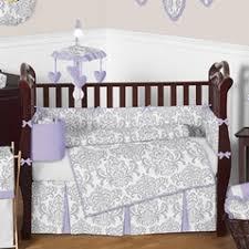 Purple Bedding For Cribs Purple Baby Bedding Purple Crib Bedding Sets Sweet Jojo Designs