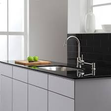 White Kitchen Cabinets Modern by Decorating Interesting Kitchen Decor Ideas With Cozy Houzer Sinks