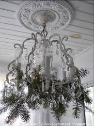 Shabby Chic White Chandelier 119 Best Images About Ethereal Lighting On Pinterest Shabby Chic