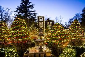 Botanical Gardens Christmas Lights by Atlanta Christmas Light Displays