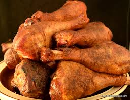 smoked turkey legs date night doins bbq for two