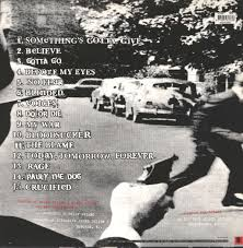 agnostic front somethings gotta give