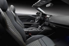 Audi R8 Interior - all new 2017 audi r8 v10 spyder myautoworld com