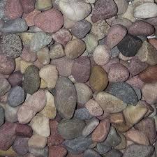pebbles landscape rocks hardscapes the home depot