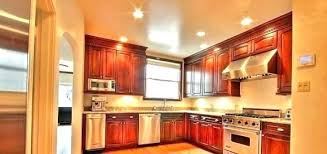 kitchen lights near me how far should recessed lights be from cabinets or recessed lighting