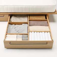 Best 25 Beds With Storage by Best 25 Under Bed Storage Ideas On Pinterest Bedding Storage Bed