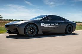 Bmw I8 Options - bmw shows off fuel cell tech with sinister looking i8 based test car