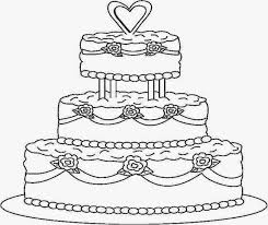 big birthday cake coloring free printable coloring pages